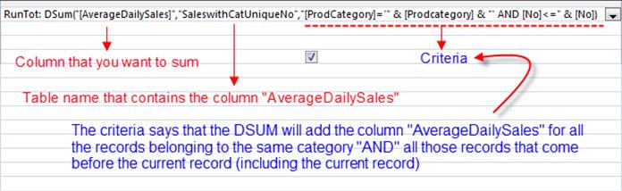 Perform ABC Analysis (Pareto Analysis) using the DSUM () function : [Part 2 of 2]