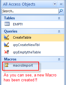 Quick way to Import Multiple Excel Files into MS Access